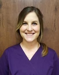 Headshot of Aubrey, a dental hygienist at Garden Springs Dental in Lexington KY