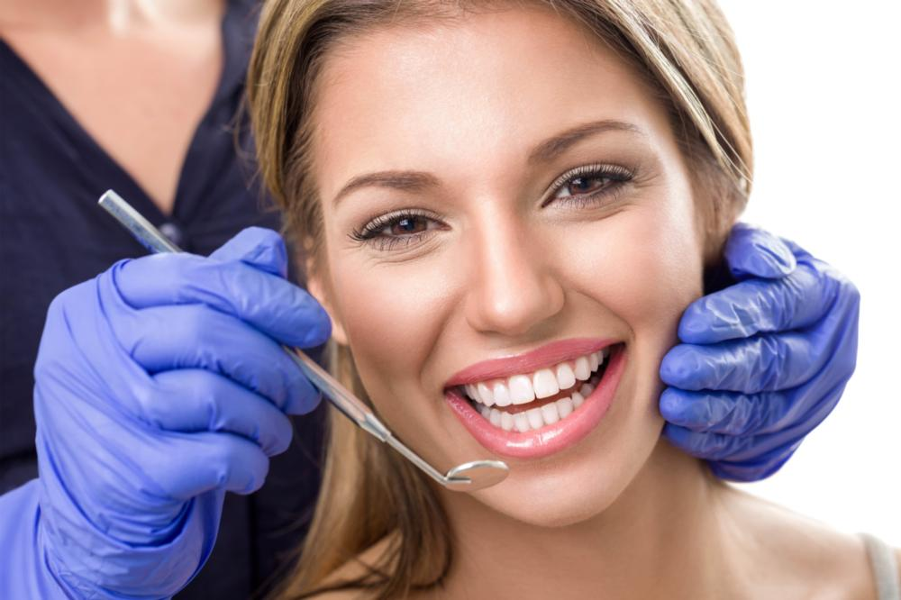 Dentures and Bridges in Lexington | Women with Dentist