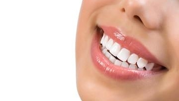 Adult Orthodontics in Lexington KY | Up Close Shot of Straight Smile